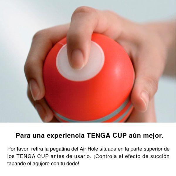 Tenga Double Hole CUP consejo